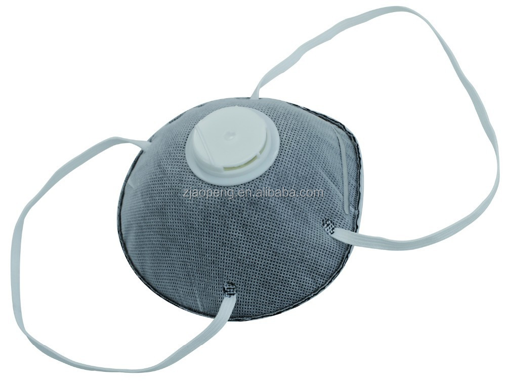 4 ply nose dust mask/ active carbon face mask AP82002-2v