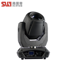 Fine art lighting 200w platinum 5r beam moving head sharpy light with touch screen