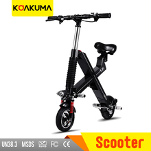 Nice design trike electric scooter bike off-road folding mobility scooter