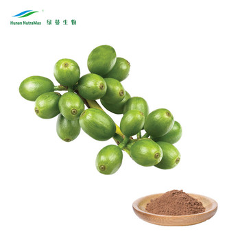 Supply High Quality Green Coffee Bean Extract Chlorogenic acid 40%