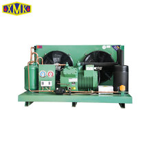 Air/water cooled Bitzer semi-hermetic condensing unit
