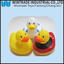 floating rubber duck soft pvc bath toy bath duck