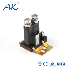 ANR80A 12VDC 80A Contactor For Traction Motor / Winch Motor / Hydraulic Power Pack 1NO AOKAI DC Relay
