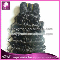 Top Quality Hollywood Queen Fashionable Human Hair,100% virgin hair extensions