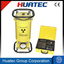 XXH-2005 Panoramic radiation X-ray flaw detector, weld x ray testing equipment with directional glass X-ray tube