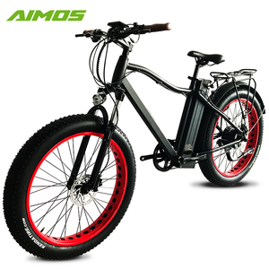 trade assurance fat tire cheap 48V 750W electric bike