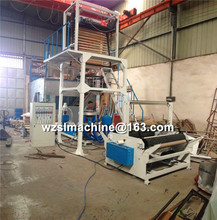 high film blowing machinery plastic inflation machine for ldpe hdpe