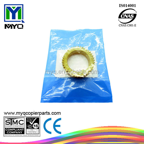 Gear For Upper Fuser Roller for Ricoh Aficio 1015/1018/1018D/ MP 2500(OEM# B0394171) for ricoh copier