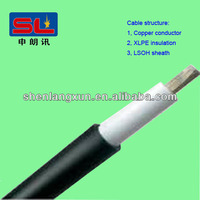 Solar photovoltaic cable 6mm2