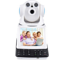 Best Quality HD Home for Baby Monitor with Screen Two Way Video Call P2P WIFI CCTV Security IP Camera Wireless Onvif Alarm T2
