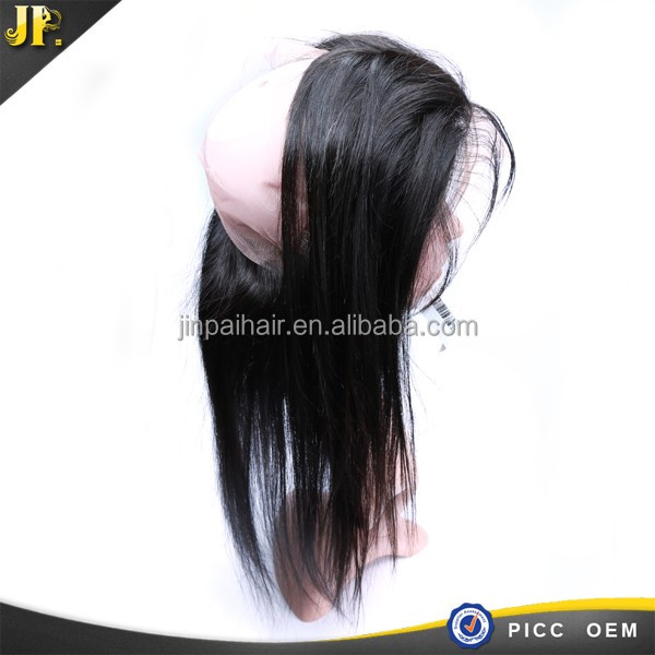 New creative product special ponytail 360 frontal lace closure