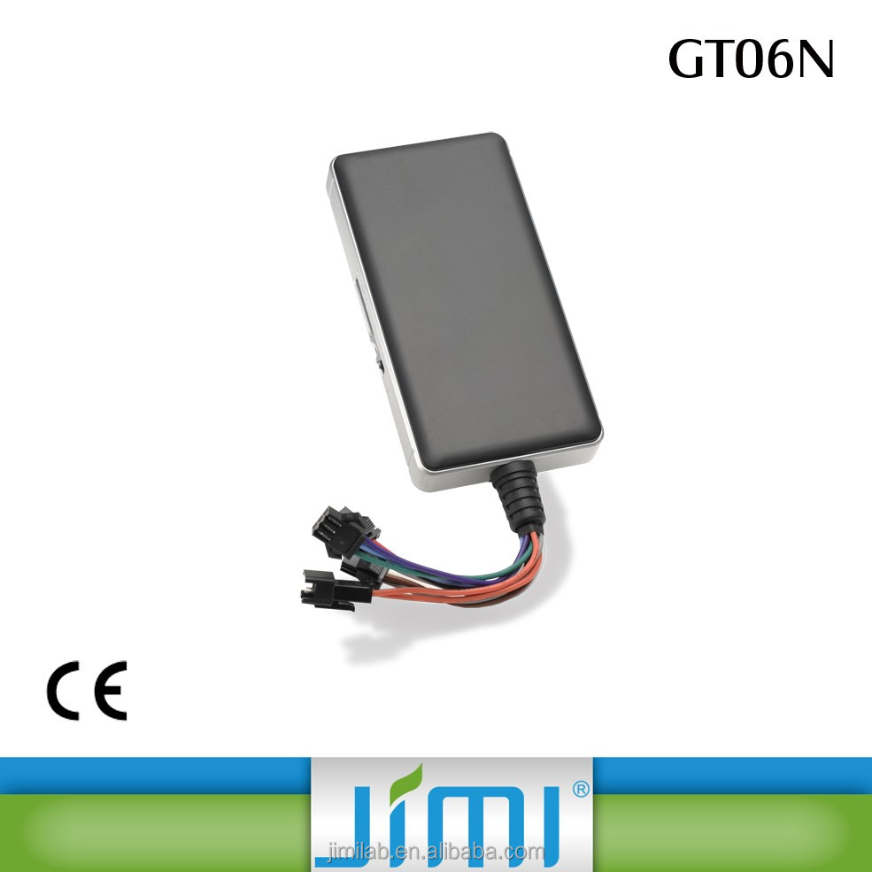 China Top 1 GPS tracker GT06N auto tracking with SOS Button and Remote Engine Cut Off built in antenna GPS Tracker