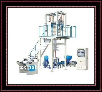 CHINA XINSHUN PE Film Extruder Machine