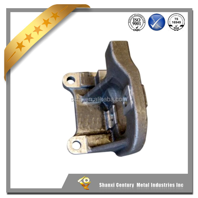 precision casting High speed train parts
