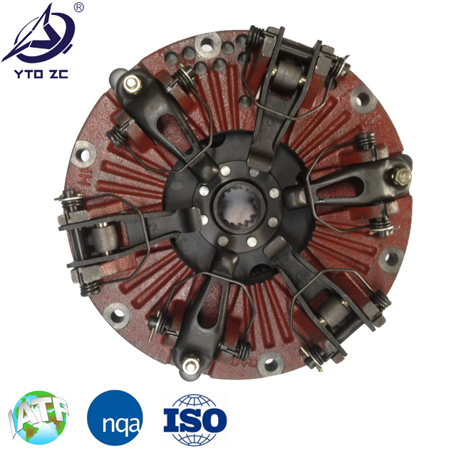 YTO Agriculture Tractor Clutch, Farm Tractor Parts, E300 Clutch Assembly