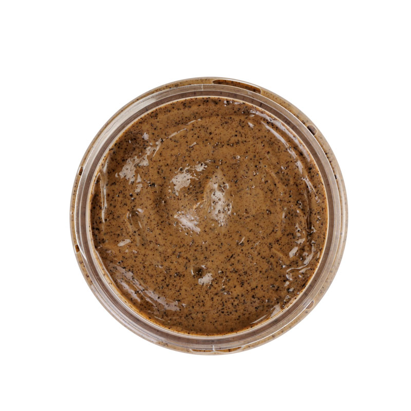 Coffee base Natural Herbal Cocoa Scrub Body Scrub Coffee Herbal Facial Scrub