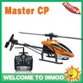 New Color!Walkera Master CP with DEVO 7 lastest 6-AxisBrushed 3D RC helicopter