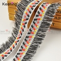 colorful wholesale tassel fringe trimming WTPB-191