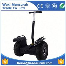 High tech 2 wheel electric scooter off road, self balance electric chariot x2,adult electric scooter for sale