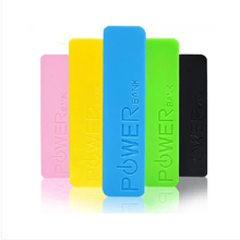 Wholesale Power Bank 2600mAh Perfume Mini Portable Power Supply Mobile Charger For iPhone/ iPad /Samsung /Nokia /HTC