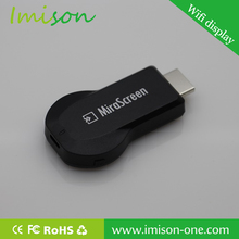 Mirascreen Wifi Display Dongle With Factory Price For TV