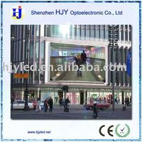 P12 outdoor led electronic rolling display