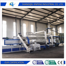 Waste Medical Blister Recycling Machine Waste Management Machine Waste Plastic Pyrolysis Plant