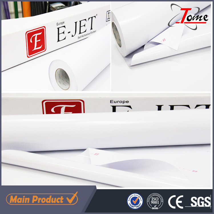 high quality printable self adhesive vinyl film, self adhesive vinyl rolls for vehicle wraps