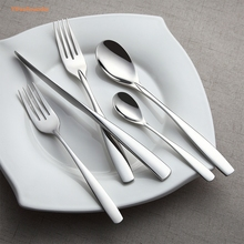 Restaurant cutlery sets, Eco-Friendly stainless steel Spoon knife fork and tea/coffee spoon