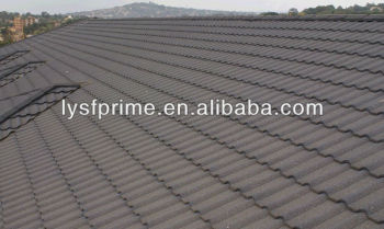 Milano Tile-colorful stone coated metal roofing tiles