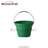 Top Quality Qvc silicone Folding Buckets Camping