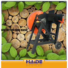 China HJ450 wholesale Log Saw,log brand saw,circular saw for log