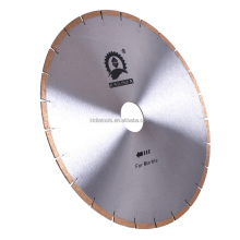 Professional low noise 14 inch marble circular diamond saw blade for cutting stone
