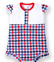 Manufacturer of baby/toddlers clothing baby wear baby dress 100% cotton