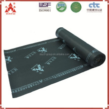 SBS 3mm Asphalt Waterproofing Membrane for Subways