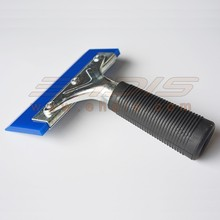 Rubber film scraper/blue max rubber scraper/auto glass tools