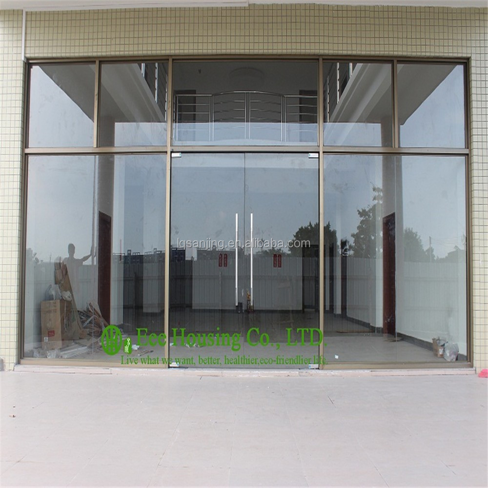 10mm tempered glass for shopfront