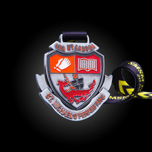 Wholesale Cheap custom 3D metal award medals for Reading race