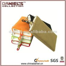 2012 Fashion and colorful cell phone pouch for men