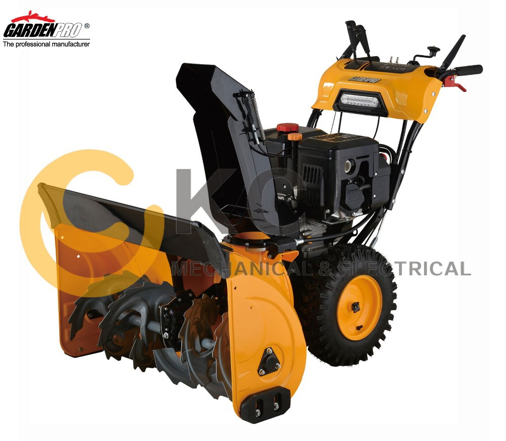 "15HP /42"" Powerful Snow Thrower machine with wheel driving ( KC1542MS )"