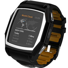 IP57 Waterproof Heart Rate Monitor Bluetooth 4.0 iOS compatible GT68 smart watch mobile phone