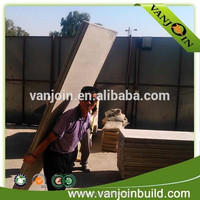 Ready Made Portable Prefab Home With Polystyrene Foam Sandwich Panel