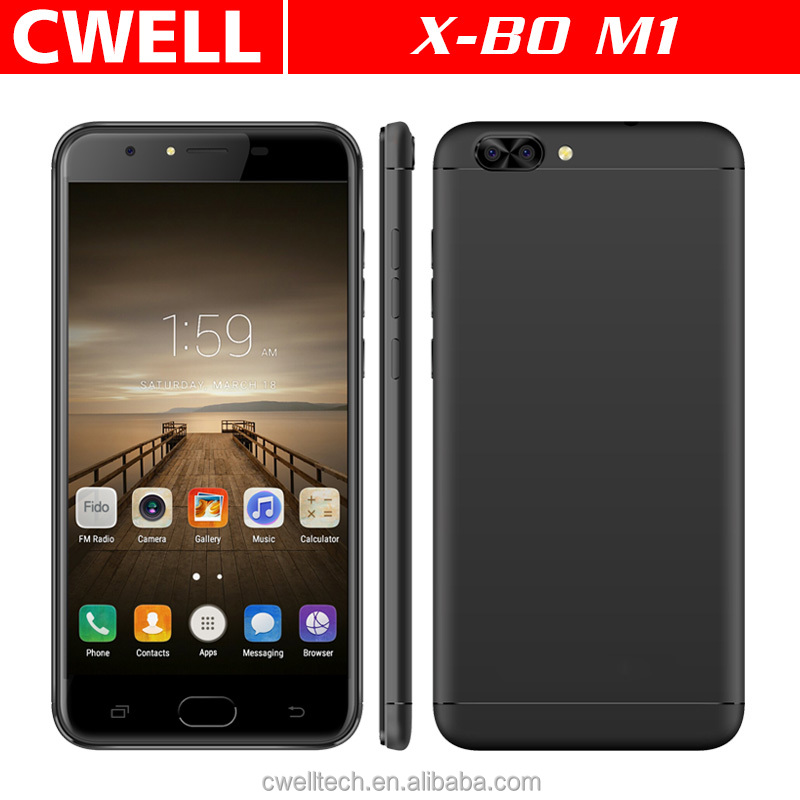 X-BO <strong>M1</strong> Quad Core 4G Metal Cover OPPO Style 5.5 inch smartphone