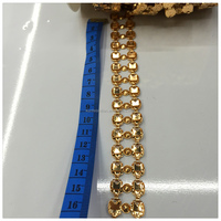 Gold Chain Is Used For Waist