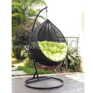 Popular Style Europe Leisure Swing Chair Patio Hammock Chair