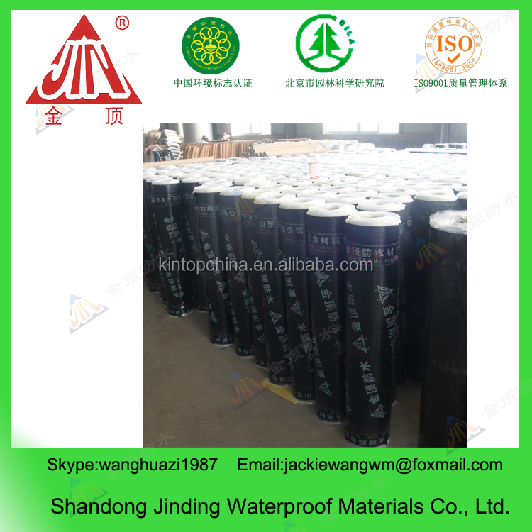 4mm SBS bitumen waterproof sheet/roll