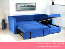 Abaca Furniture/ Fabric Corner Sofabed Lounge