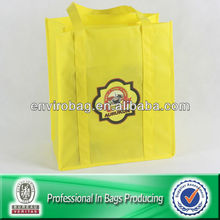 Bright Color Cheap Folding Gift Bag Customized