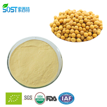 Factory Supply Natural Soybean Extract Powder Soy Isoflavone