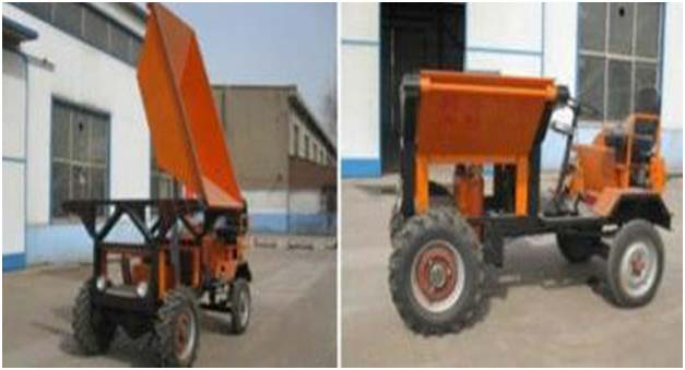 Hot sale mini dumper for mixer